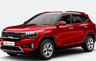 Kia Unveils Updated Seltos SUV