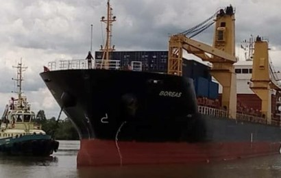 Marguisa Shipping Line Flags Off Services To Calabar Port