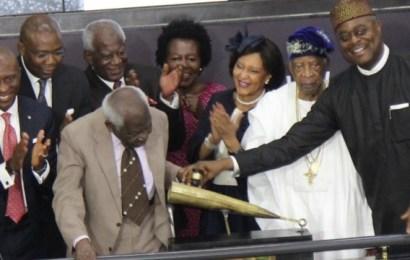 NSE Celebrates Akintola Williams At 100