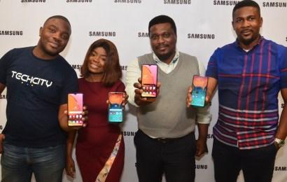 Samsung Unveils Galaxy A10s, A20s, A30s In Nigeria