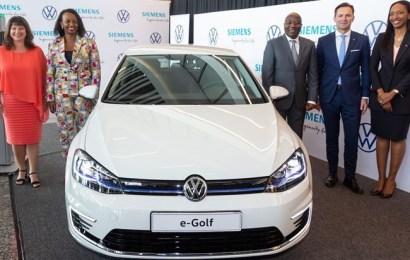Volkswagen, Siemens Launch Electric Vehicle In Rwanda