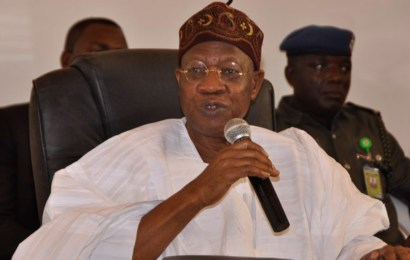 Lai Mohammed Inaugurates NBC Reform Implementation Committee.