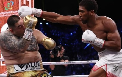 Anthony Joshua Beats Ruiz, Reclaims Title