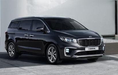 New Kia MPV Debuts