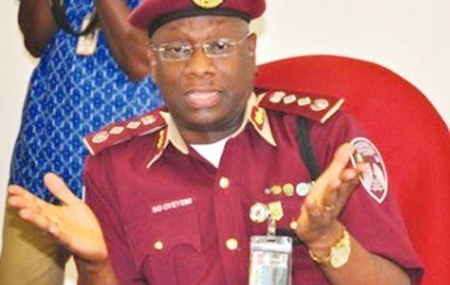 FRSC Boss TO Personnel: Impound Any Trailer Carrying Containers Without Proper Latching