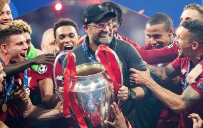 Liverpool: Klopp's Side Qualify For Champions League Next Season