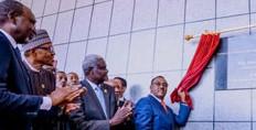 Buhari, Mbasogo, Others Inaugurate CISSA Headquarters