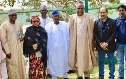 Minister Visits Stallion Group Rice Mill, Lauds Additional $70m Investment