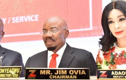 Zenith Bank Rewards Shareholders With N87.9b Dividend