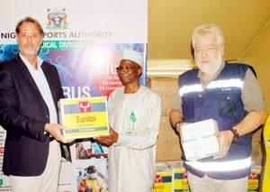 Five Star Logistics Donates N20m Protective Materials To NPA