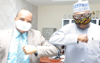 COVID-19: NIMASA, Shippers' Council Collaborate To Sustain Shipping