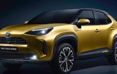 Toyota Predicts Huge Sales For New Yaris SUV Cross