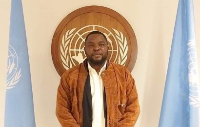 Imumolen Joins World Presidential Civility Club