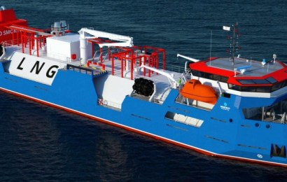 South Korea Begins Work On Small LNG Vessel