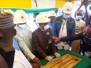 Buhari Pledges Speedy Completion Of $2.5b Ajaokuta-Kaduna-Kano Gas Pipeline Project