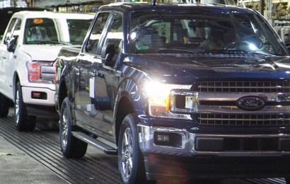 Ford Recalls 2.5m Vehicles