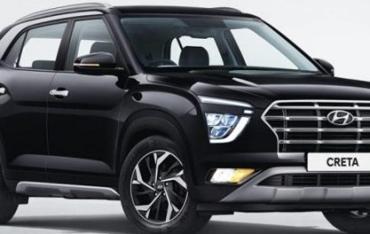 Hyundai CRETA Displays Style, Performance