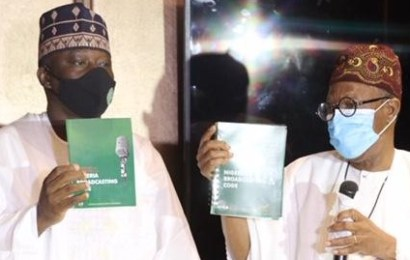 Nigeria Unveils Reviewed Broadcasting Code