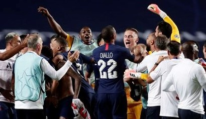 Di Maria Leads PSG Into First-Ever Champions League Final