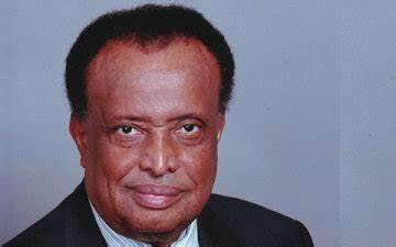 Buhari Mourns Walter Carrington