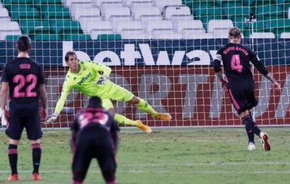 Madrid Beat Betis In Five-Goal Thriller