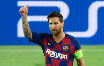 Messi Wins Nine-Year Fight To Trademark His Surname