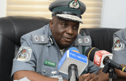 Customs Generates N13.11b  From Onne Seaport In September