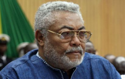 More Tributes Pour In For Jerry Rawlings