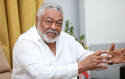 Former Ghanaian Leader, Jerry Rawlings, is Dead