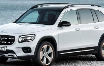 Mercedes-Benz Unveils All-New GLB