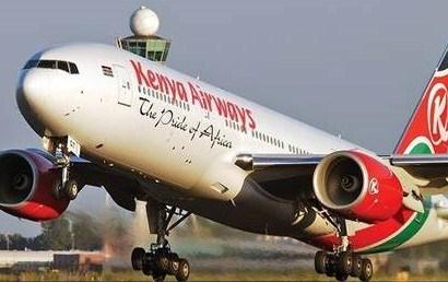 Kenya Airways Resumes Direct Flights To Rome In June