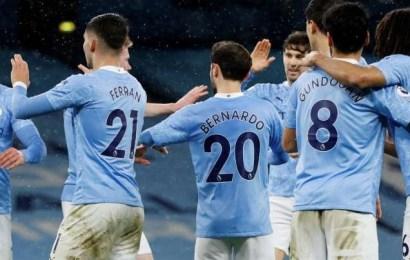 Man City Beat Newcastle 2-0