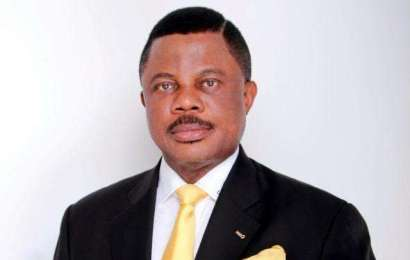 Obiano: Prof. Soludo, Best Person To Succeed Me