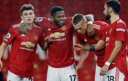 Man Utd Beats Southampton 9-0