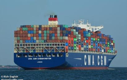 CMA CGM Seals Order For 22 Containership