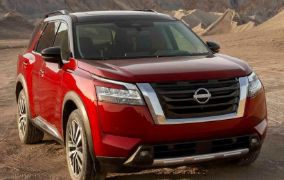 New Nissan Pathfinder Debuts
