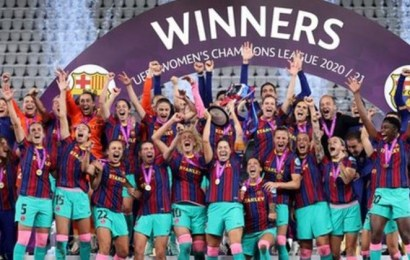 Chelsea Thrashed By Barcelona In Final