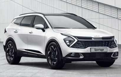 Kia Reveals New Sportage SUV