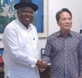 Bayelsa Seeks South Korea's Partnership On Agric, Maritime, Others