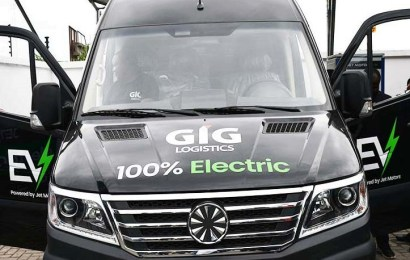 GIG Deploys Electric Vehicles In Nigeria