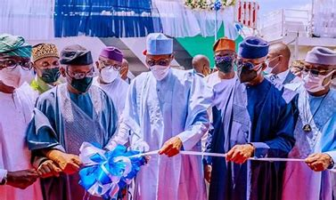 Buhari Inaugurates New Maritime Security Assets, Secures Ten Convictions