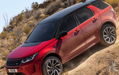 Coscharis Motors Welcomes All-New Land Rover Discovery Sport To Nigeria