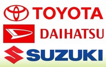 Toyota, Suzuki, Daihatsu Explore Electric Vehicle Venture
