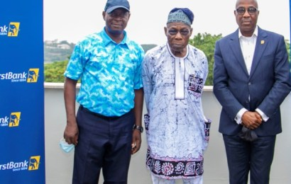 First Bank Sponsors 5th Edition Of Olusegun Obasanjo Golf Tournament