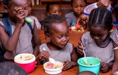 School Feeding Programme Gulps N1.8b In Ondo