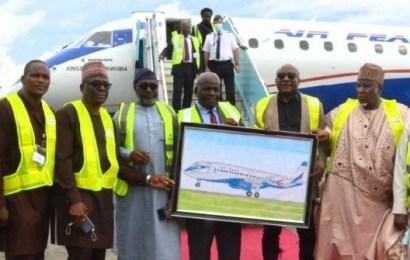 Air Peace Receives Fourth Brand New Embraer 195-E2 Aircraft