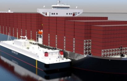 Shell, Firm To Build Largest LNG Bunker Barge