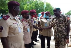 Theatre Commander Seeks More Collaboration With FRSC, Others
