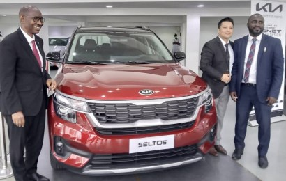 All-New Kia Seltos Debuts In Nigeria