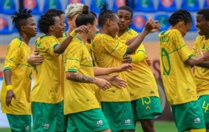 2021 Aisha Buhari Cup: South Africa Thrash Ghana 3-0